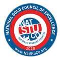 picture of National Gold Council of excellence seal